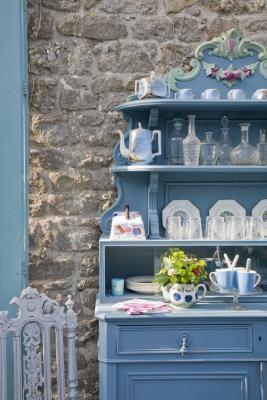 Maison d'hôtes La Guérandière – Le vaisselier