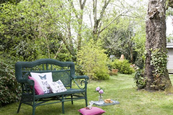 jardin la Guérandière