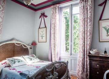 Chambre rose la guerandiere