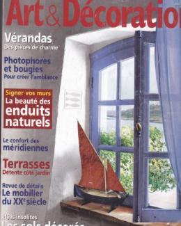 Art et Décoration La Guérandière mai 2009