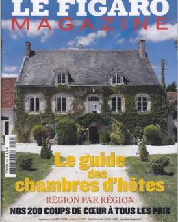 Figaro Magazine mai 2010